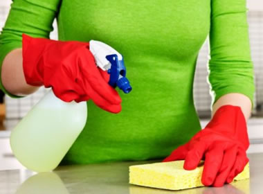 Cleaning services in Worcester