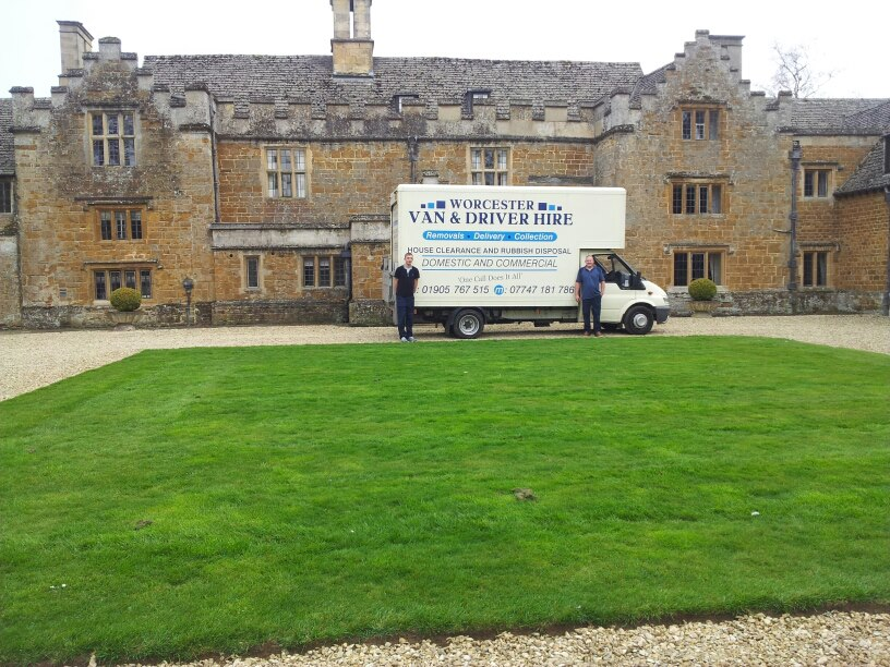 Reliable removals company Worcester