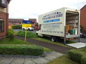 Removals company Worcester
